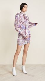 Magda Butrym Kartagena Silk Dress at Shopbop