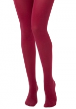 Magenta tights from Modcloth at Modcloth
