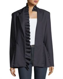 Maggie Marilyn I Lead From The Heart Blazer at Neiman Marcus