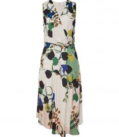 Magnolia Floral Printed Dress by Reiss at Reiss