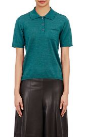 Maison Margiela Knit Polo Top at Barneys