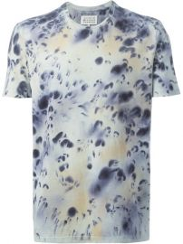 Maison Margiela Tie Dye Print T-shirt - Stefania Mode at Farfetch