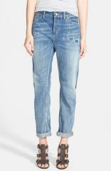 Maison Scotch and39Land39Adorableand39 Repaired Boyfriend Jeans at Nordstrom