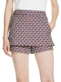 Maje - Irosa Jacquard Skort at Saks Fifth Avenue