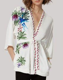Maje Jacket - Ramses Embroidered at Bloomingdales
