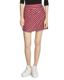 Maje Janeiro Tweed Skirt at Bloomingdales