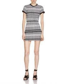 Maje Ricka Jacquard Dress at Bloomingdales