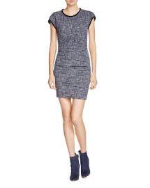 Maje Rought Tweed Dress at Bloomingdales
