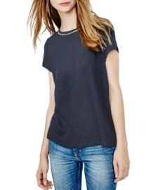 Maje Tamano Embellished Tee at Bloomingdales