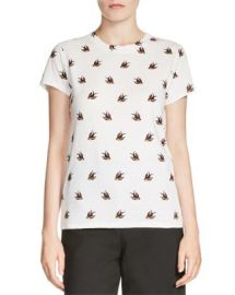 Maje Tami Printed Tee at Bloomingdales