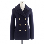 Majesty peacoat from J Crew in navy at J. Crew