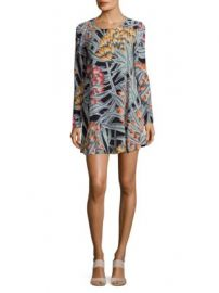 Mara Hoffman - Herbarium Mini Dress at Saks Off 5th