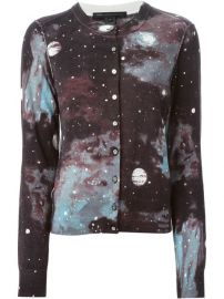 Marc By Marc Jacobs Galaxy Print Cardigan - Mohge andamp Maude at Farfetch