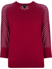 Marc By Marc Jacobs Perforated Sweater - Stefania Mode at Farfetch