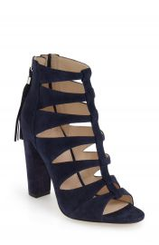 Marc Fisher LTD  Hindera  Gladiator Sandal   at Nordstrom