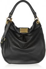 Marc Jacobs Classic Q Hillier Hobo bag at Net A Porter
