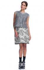 Marc Jacobs Paisley Skirt at Moda Operandi