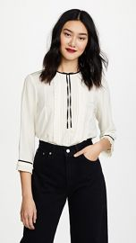 Marc Jacobs Pintuck Blouse at Shopbop