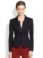 Marc by Marc Jacobs - Loretta Jacquard Blazer at Saks Fifth Avenue