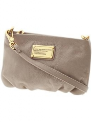 Marc by Marc Jacobs Classic Q Percy bag in Cement at Piperlime