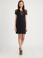 Marc by Marc Jacobs Mesh Dress at Saks Fifth Avenue