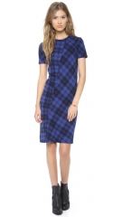 Marc by Marc Jacobs Penn Plaid Dress at Shopbop
