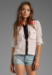 Marc by Marc Jacobs Vivie Shirt at Revolve