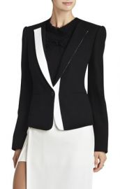 Marcelle Color Block Jacket at Bcbg