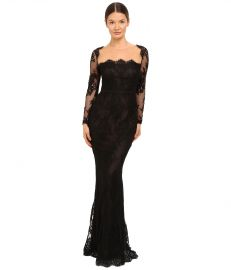 Marchesa Notte Lace Gown at Zappos