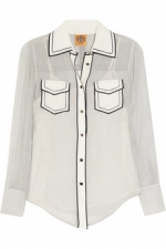 Margee shirt by Tory Burch at Net A Porter