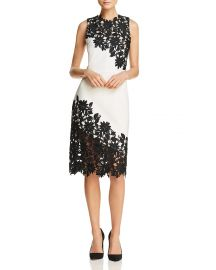 Margy Sheath Dress by Alice + Olivia at Bloomingdales