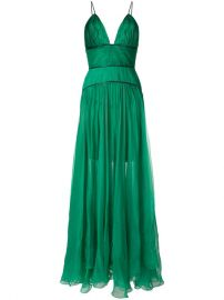 Maria Lucia Hohan Katya Maxi Dress at Farfetch