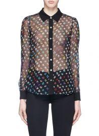 Mariah blouse by Diane von Furstenberg at Lane Crawford
