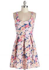 Market Sharing Dress at ModCloth