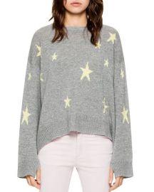 Markus Bis Star Cashmere Sweater at Bloomingdales