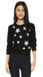 Markus Lupfer Star Embellished Grace Sweater at Shopbop