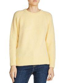 Marla Ribbed-Trim Raglan-Sleeve Sweater by Maje at Bloomingdales