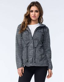 Marled Anorak by Full Tilt at Tillys