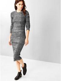 Marled Midi Dress at Gap