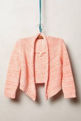 Marled Neon Bolero at Anthropologie