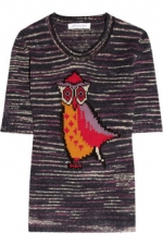 Marleys owl sweater at Net A Porter