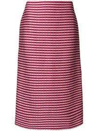 Marni Checked Pencil Skirt - Farfetch at Farfetch