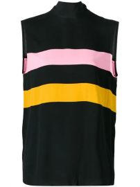 Marni colour-block Sleeveless Top - Farfetch at Farfetch