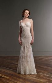Martina Liana 819 Gown at Essense Designs