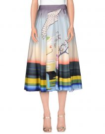 Mary Katrantzou Bowles Skirt at Yoox