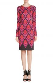 Mary Katrantzou Damask Dress at Stylebop