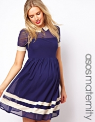 Maternity version of Lemons dress at Asos