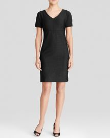Max Mara Dress - Fiacre Croc Jacquard Jersey at Bloomingdales
