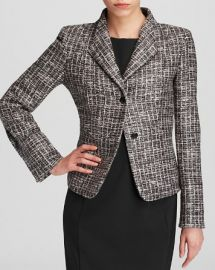 Max Mara Jacket - Calesse Tweed at Bloomingdales
