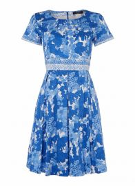 Max Mara Zero Floral Dress at House of Fraser